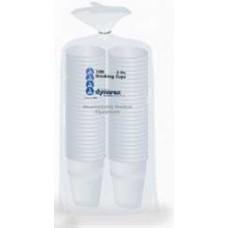 Dynarex Plastic Cup 7oz Pk100