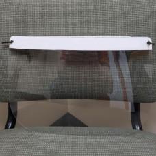 Plastic Face Shield, 9x13, Bx25