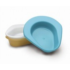 Medical Action Stackable Bedpan Gold Ea