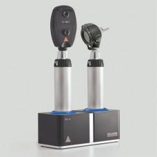 Midmark Heine K180 Otoscope / Ophthalmoscope Desktop Diagnostic Set