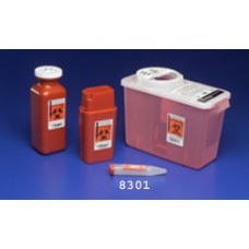 Kendall Transportable Sharps Container Shuttle Ca24