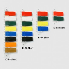 Kull Exam Room Primary Color Short Flag System