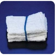 "DeRoyal 18"" x 18"" Pre-washed Lap Sponges- Ca200"