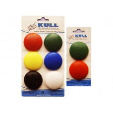 Kull Exam Room Status Indicator Magnet Buttons