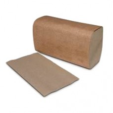 Mohawk Singlefold Paper Towels Brown Ca4000