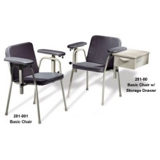 Midmark 281 Blood Drawing Chair