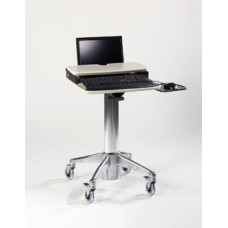 Midmark 6201 Care Exchange Laptop Cart