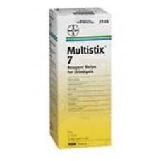 Siemens MultiStix 7 Urine Test Strips Bx100