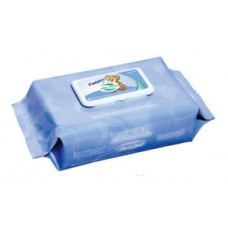 PDI Pudgies Unscented Baby Wipes Ca12 Packs
