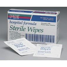 PDI Sterile Saline Wipes - BX-24