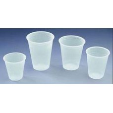 Plastic Cups 3.5oz.- Ca2500