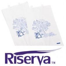 Riserva Bedside Poly Bag - Blue Floral - Ca2000