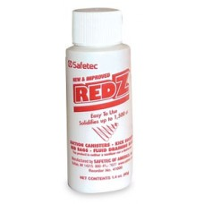 Safetec Red Z Solidifier Can Z Bottles 2oz Ea