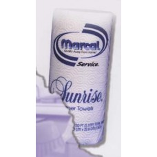 Sunrise Paper Towels 2ply-Case 15 Rolls