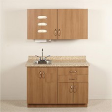 Midmark Synthesis Exam Room Casework Package E1