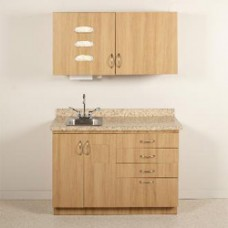 Midmark Synthesis Exam Room Casework Package E2