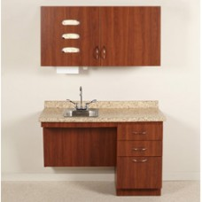 Midmark Synthesis Exam Room ADA Casework Package E6