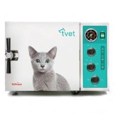 Tuttnauer tvet 10M Manual Veterinary Autoclave