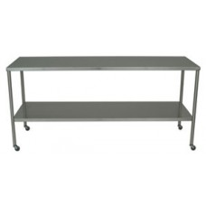 UMF SS8000 Stainless Steel Instrument Table