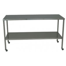 UMF SS8004 Stainless Steel Instrument Table