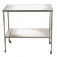 UMF SS8014 Stainless Steel Instrument Table