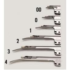 Welch Allyn Miller Standard Laryngoscope Blade - Sz0