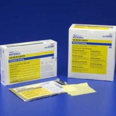 Kendall Xeroform Petrolatum 4'' x 4'' Gauze Standard Packaging- Bx25